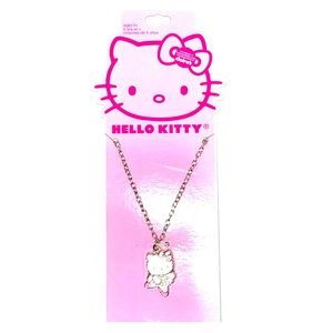 Hello kitty necklace